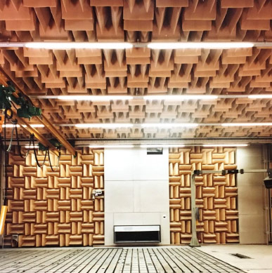 Acoustic Measurement Chambers
