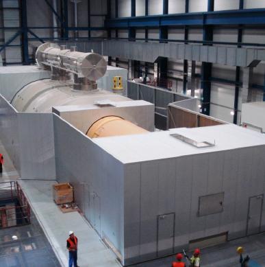Irsching,  Steam Turbine